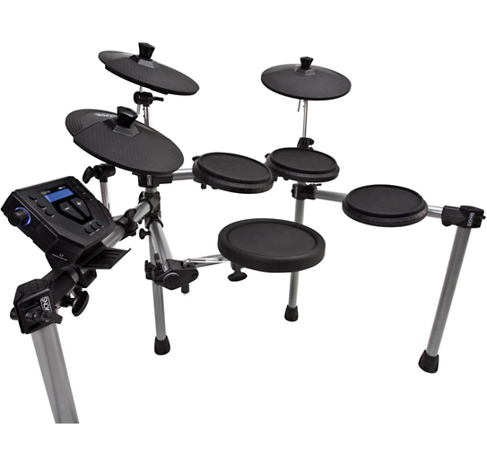 simmons sd500 5 piece electronic drum set mousai center. Black Bedroom Furniture Sets. Home Design Ideas