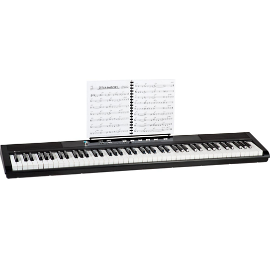 williams legato 88 key digital piano packages beginner package mousai center. Black Bedroom Furniture Sets. Home Design Ideas