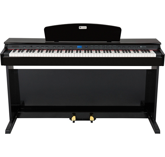 williams rhapsody 2 88 key console digital piano mousai center. Black Bedroom Furniture Sets. Home Design Ideas
